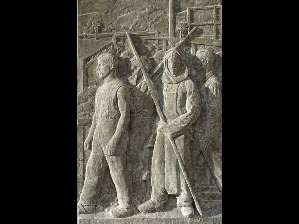 tryptique pour projet de monuments aux morts