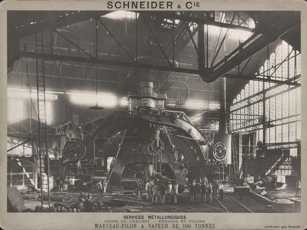 Schneider service mettalurgique