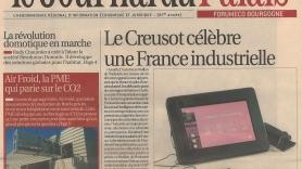 """Article paru dans """"Le Journal du Palais"""" n°4471 (8 au 15 novembre 2015)"""
